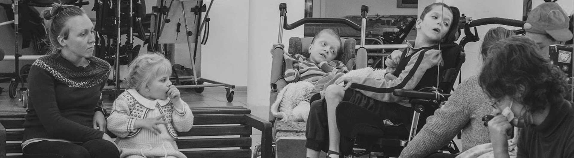 Программа помощь детям в Детском доме-интернате №4 в Павловске